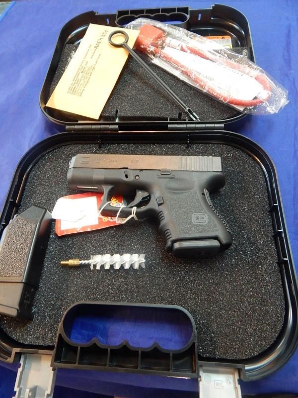 GLOCK Pistol 26 GEN 4