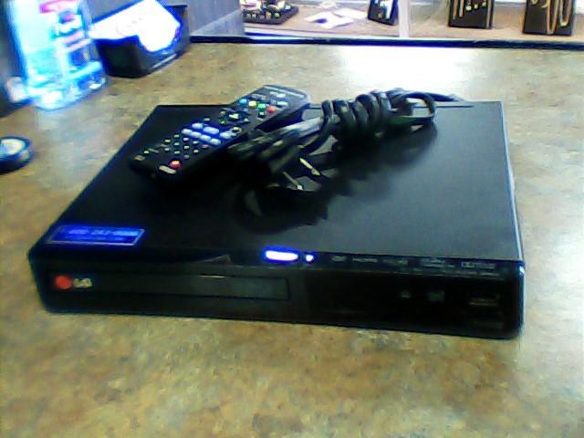 LG DVD Player BPM34