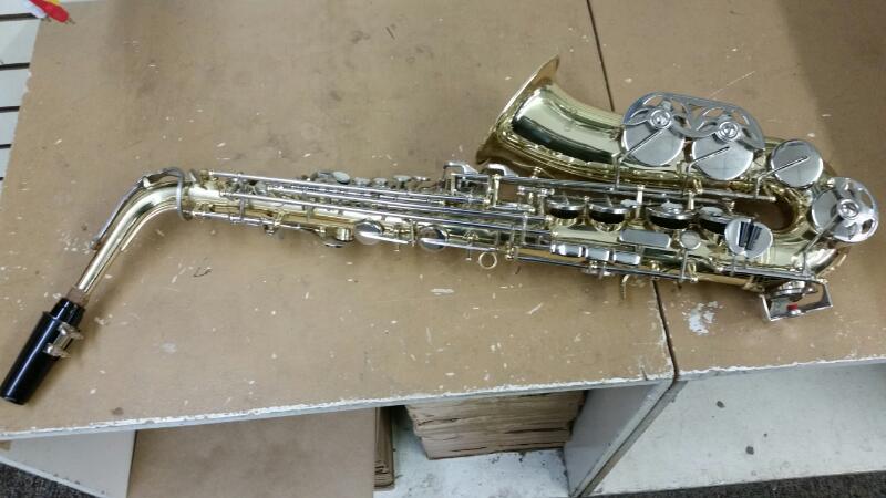 OLDS FE & SON Saxophone NA62MN ALTO ADVANCED STUDENT