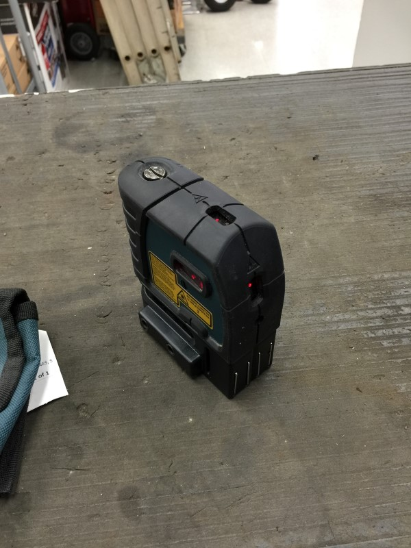 BOSCH Laser Level GPL5