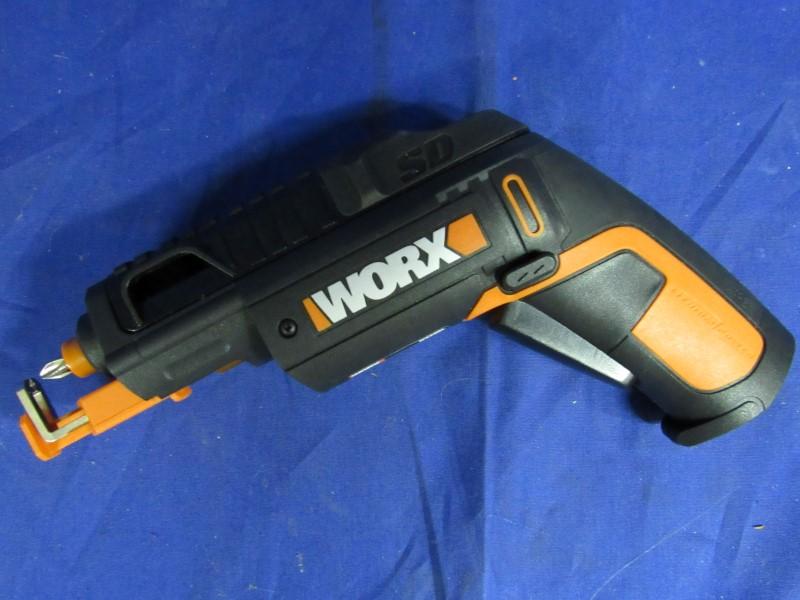 WORX WX255L 4V DRILL