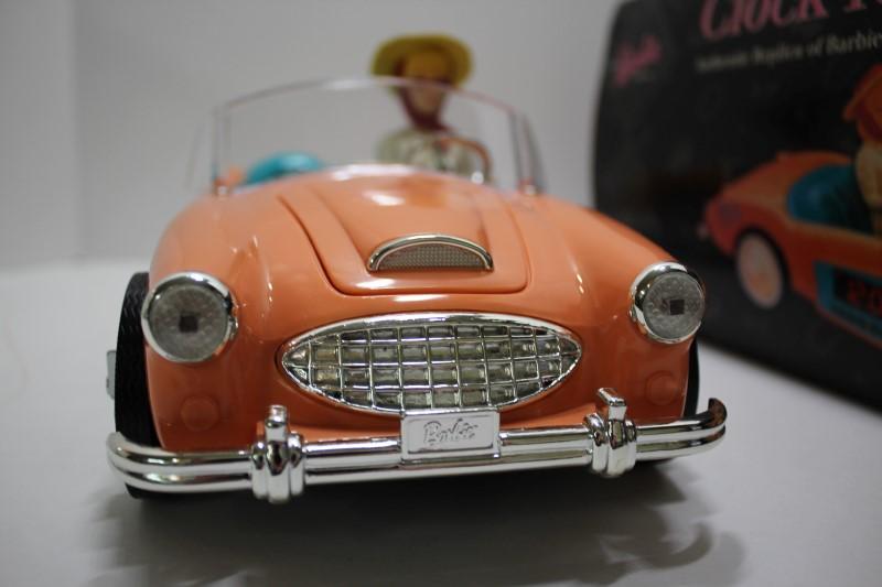 Barbie Convertible Alarm Clock/Radio Collectible