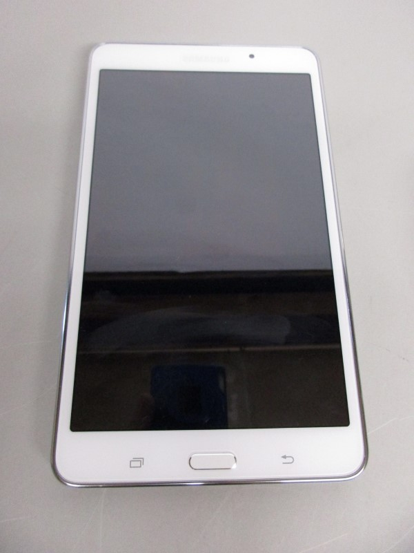 "SAMSUNG GALAXY TAB 4 NOOK EDITION SM-T230NU, 8 GB, 7"" SCREEN, WI-FI"