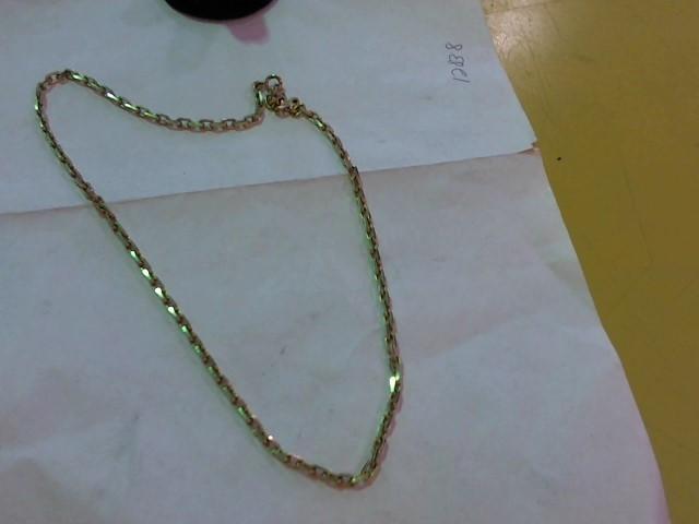 "20"" Gold Chain 14K Yellow Gold 23.7g"