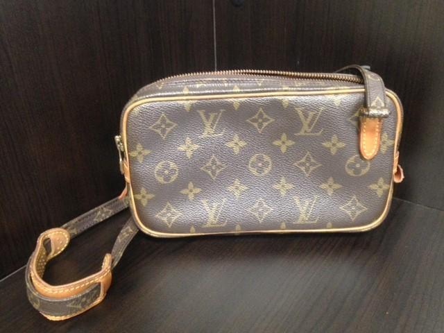 LOUIS VUITTON Handbag POCHETTE MARLY BANDOULIERE SHOULDER BAG M51828