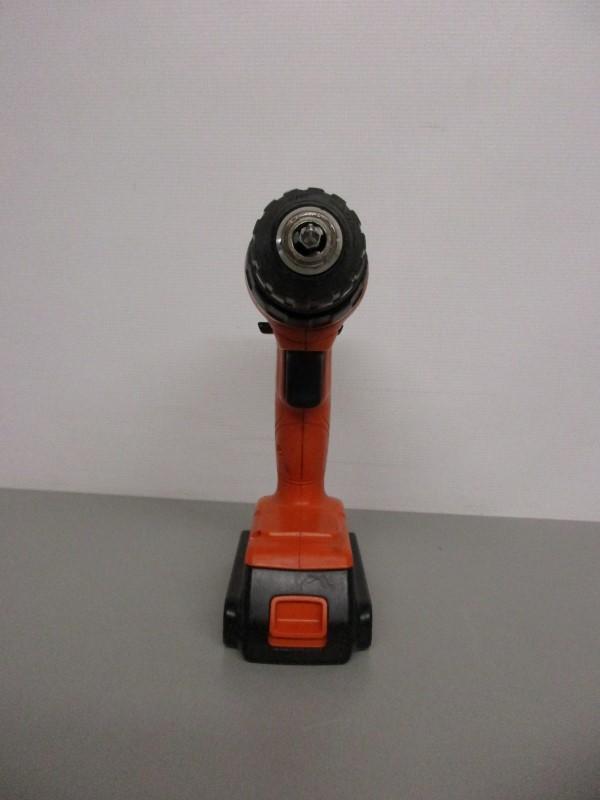 BLACK & DECKER LD120 COMPACT 20V CORDLESS DRILL/DRIVER