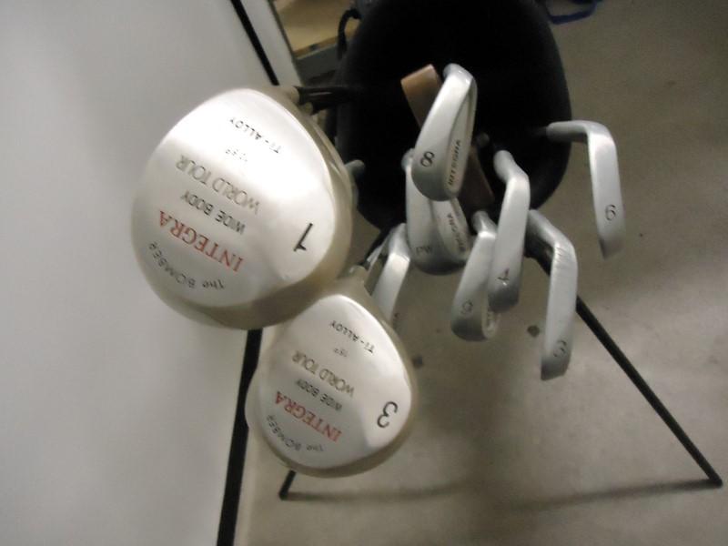 INTEGRA Golf Club Set OVERSIZE GOLF SET