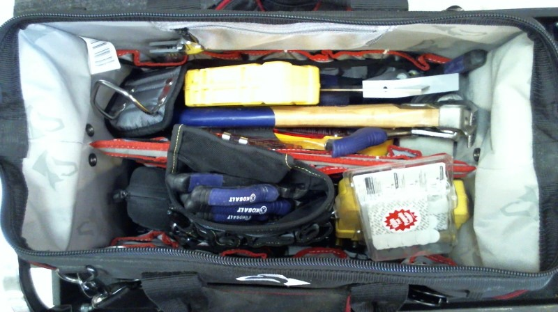 HUSKY TOOLS Tool Storage Box BAG OF TOOLS