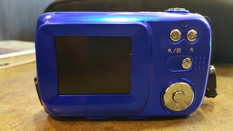 VIVITAR Digital Camera VIVICAM S126
