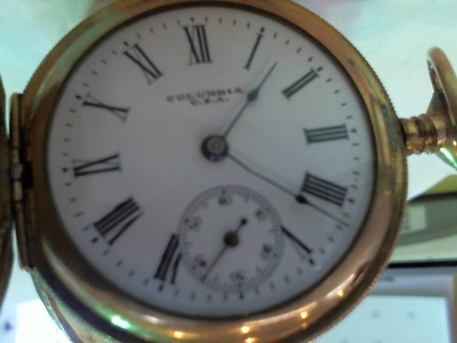 COLUMBIA Pocket Watch POCKET WATCH