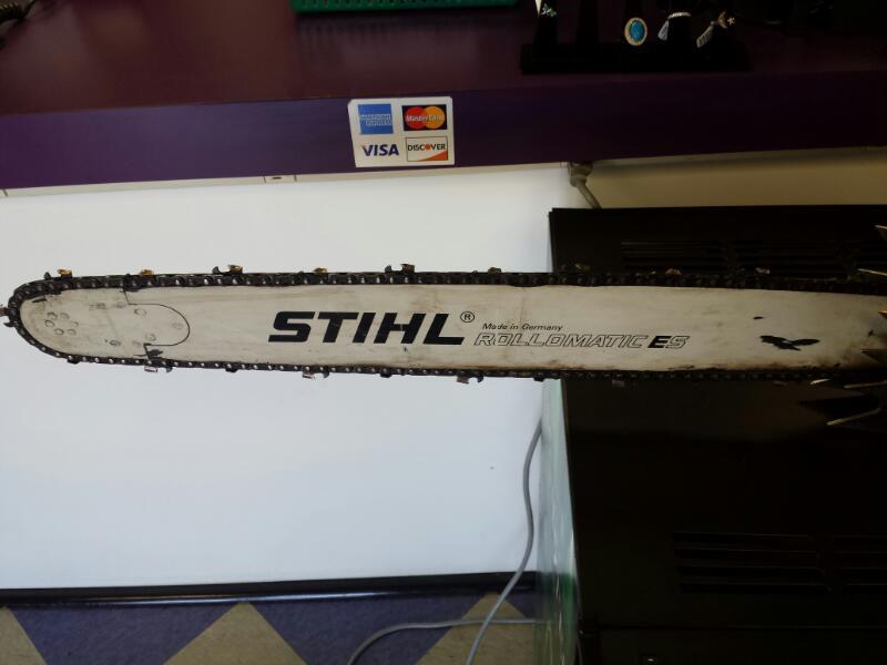 STIHL MS441C Like New!!