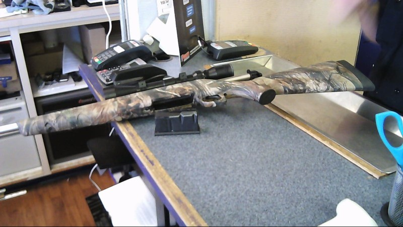REMINGTON FIREARMS & AMMUNITION Rifle 770
