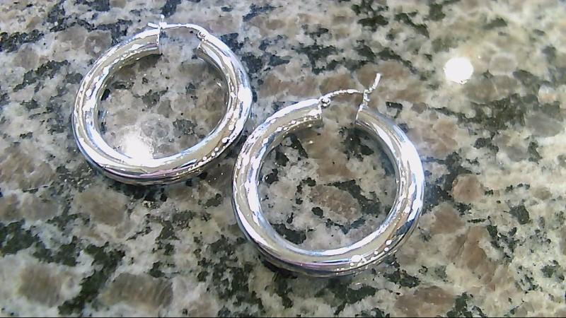 Silver Earrings 925 Silver 23.3g