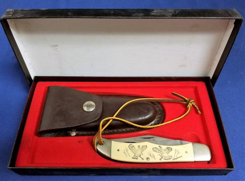 SCHRADE POCKET KNIFE SC508