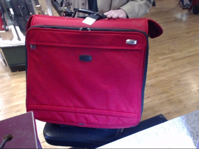 3 PC TRAVEL PRO LUGGAGE RED