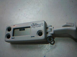 INTELLITOUCH PT-2 GUITAR TUNER