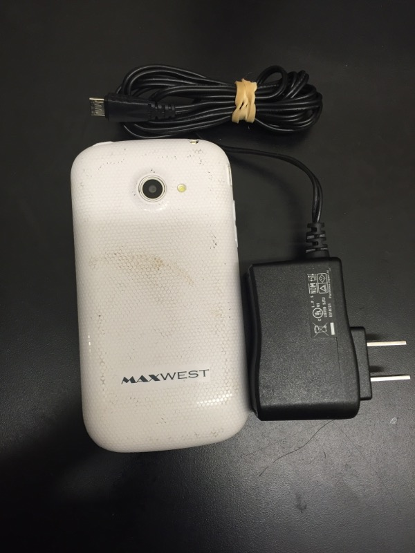 MAXWEST Cell Phone/Smart Phone ORBIT 330G