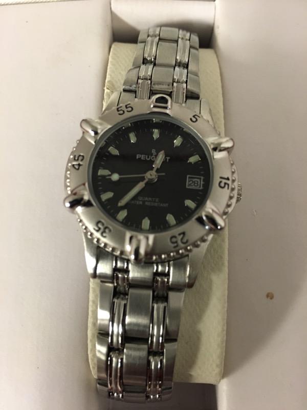 PEUGEOT Gent's Wristwatch CHRONOGRAPH MENS WATCH