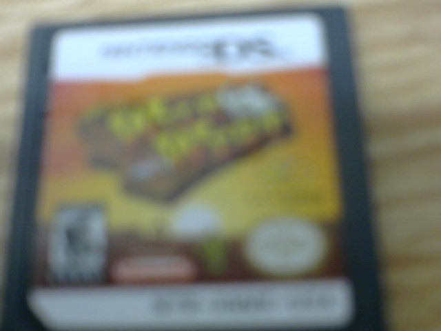NINTENDO Nintendo Wii Game WILD WEST SHOOTOUT