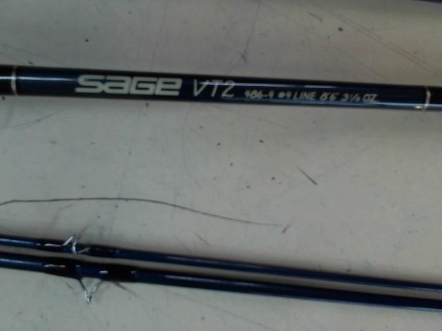 SAGE Fishing Pole VT2 #8