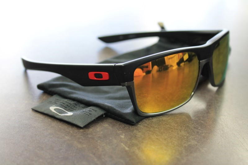 OAKLEY Outdoor Sports TWO FACE SUNGLASSES