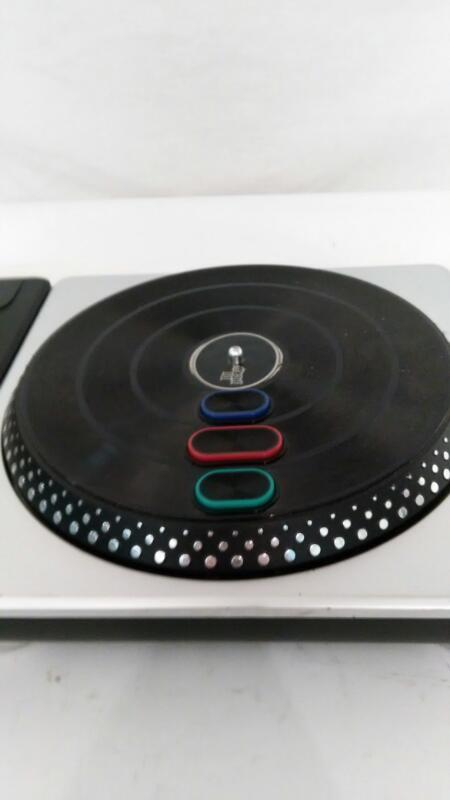 DJ HERO TURNTABLE FOR XBOX 360]