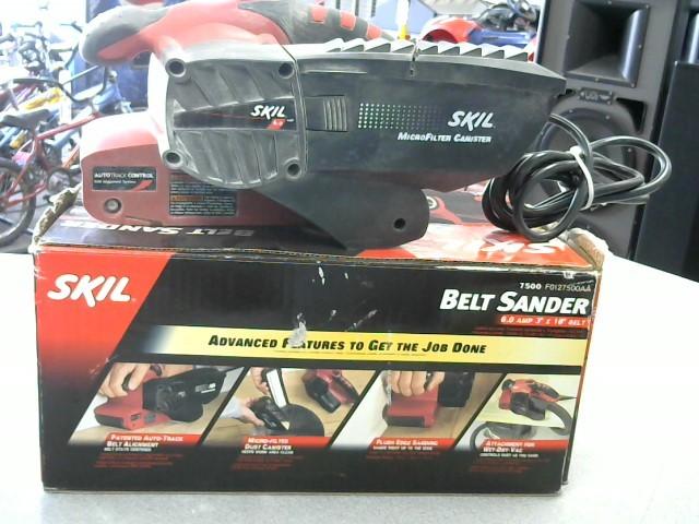 SKIL Belt Sander 7500 BELT SANDER
