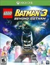 XBOX ONE BATMAN 3