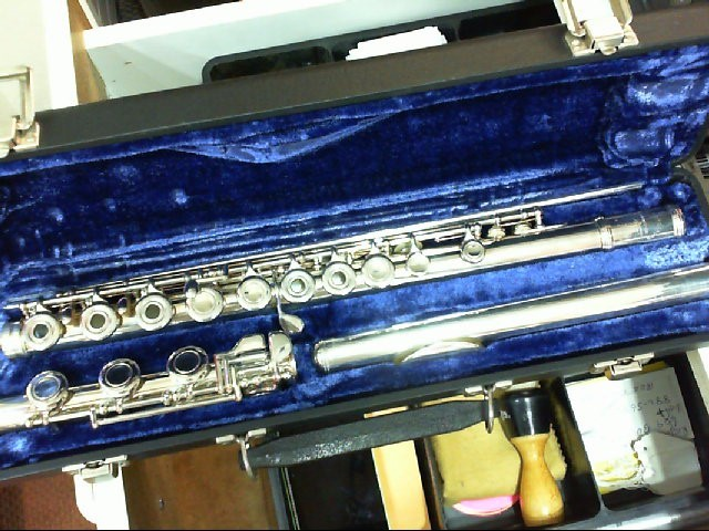 ARMSTRONG Flute 81 SS HEAD AND BODY OPEN HOLE