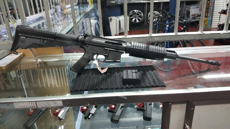 DPMS_PANTHER_ARMS A-15 RIFLE-SEMI AUTO  .223 REM (5.56MM) NEW IN BOX BLK