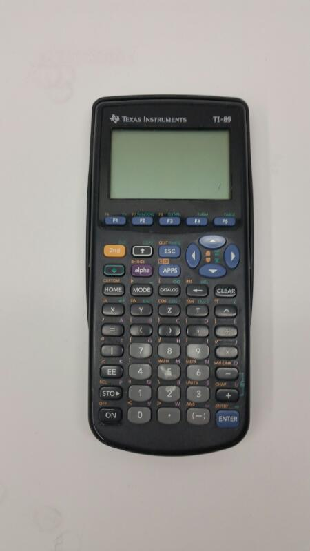 Texas Instruments Calculator TI-89