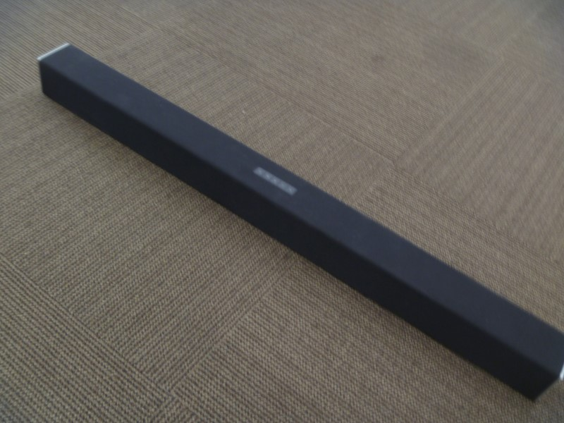 VIZIO SUROUND SOUND BAR SB3820-C6 - ALL CABLES AND PACKAGING INCLUDED
