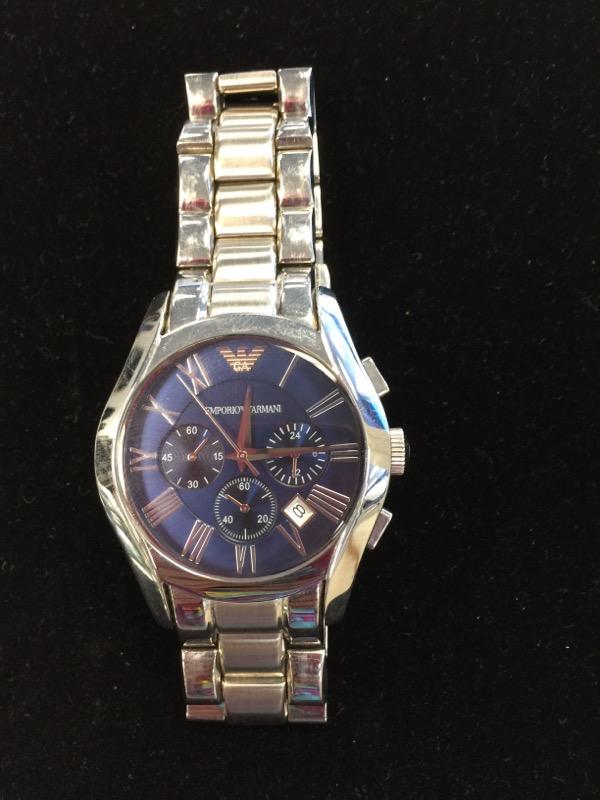 EMPORIO ARMANI Gent's Wristwatch AR-1635