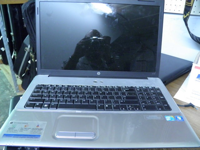 HP LAPTOP For Parts Only