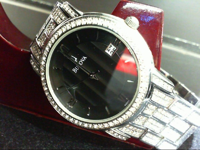 BULOVA Gent's Wristwatch C876879