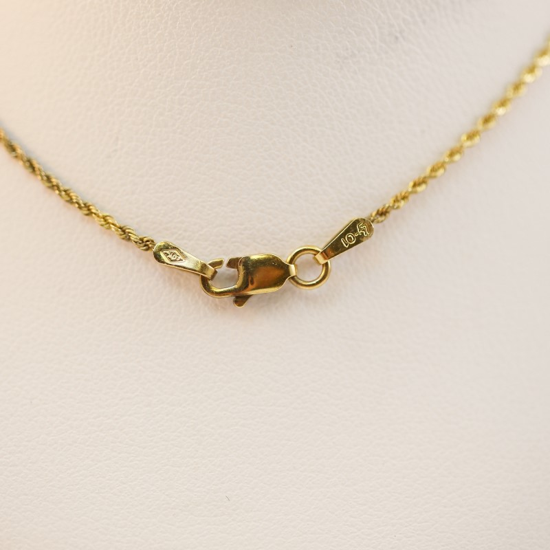 """Vintage Inspired Opal & Garnet 20"""" Braided Chain Necklace & Pendant"""