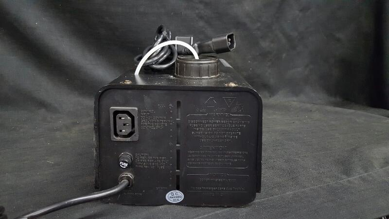 THE FOG MACHINE FM-400 D