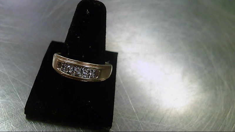Gent's Gold Ring 10K Yellow Gold 8.4g