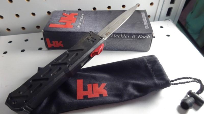 HECKLER & KOCH Pocket Knife EPIDEMIC 14850