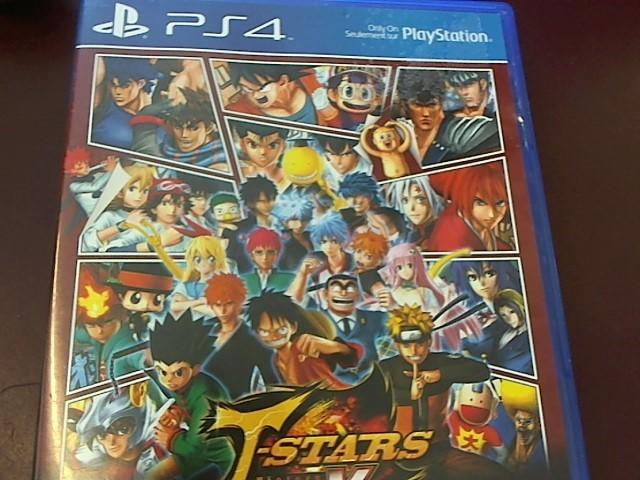 PS4 J-STARS VICTORY VS +