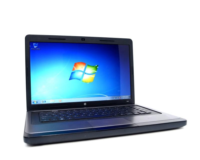 HP 2000-219DX Laptop AMD E-350 1.60GHz 3GB RAM 320GB HDD Win 7>