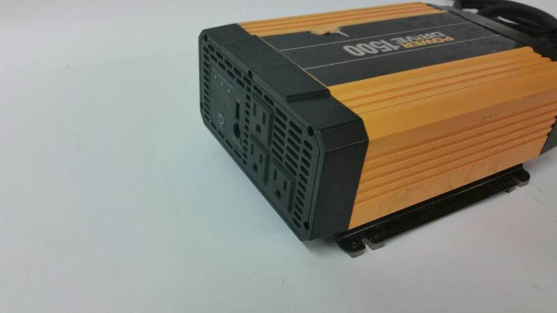 POWERDRIVE Parts & Accessory 1500 POWER INVERTER