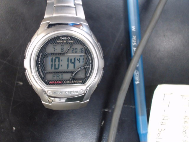 CASIO Gent's Wristwatch WV-58A