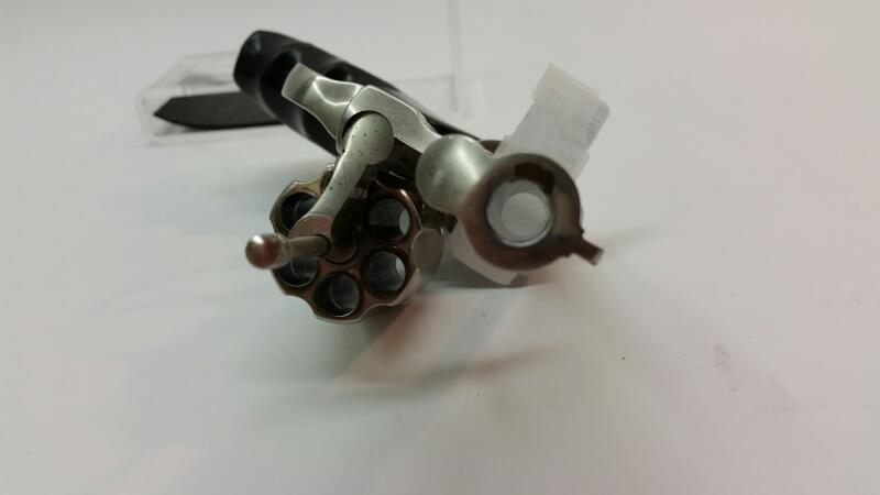 Colt Cobra Revolver .38 special Nickel plated