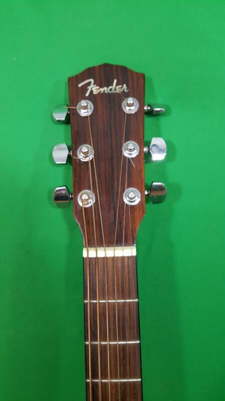 FENDER Acoustic Guitar DG-20S DREADNOUGHT
