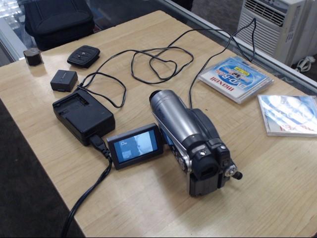 HITACHI Camcorder DVD CAM