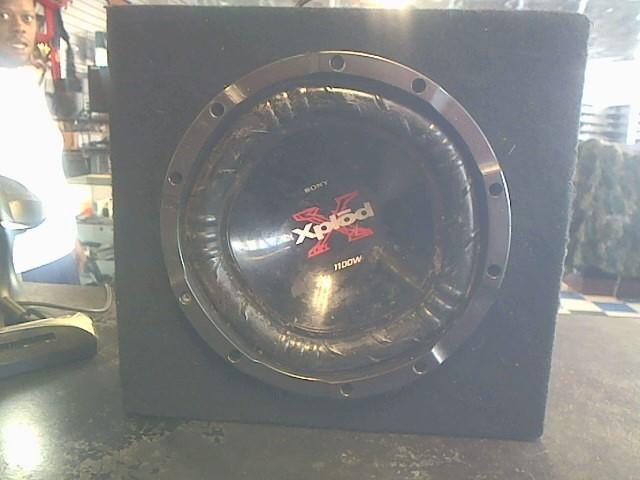 "SONY Car Speakers/Speaker System XS-L100P5W XPLOD 1100 10"""