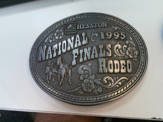 HESSEN Men's Clothing RODEO BELT BUCKLES