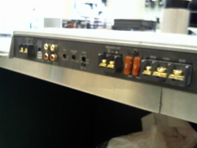 SONY Car Amplifier XPLOD XM-SD22X