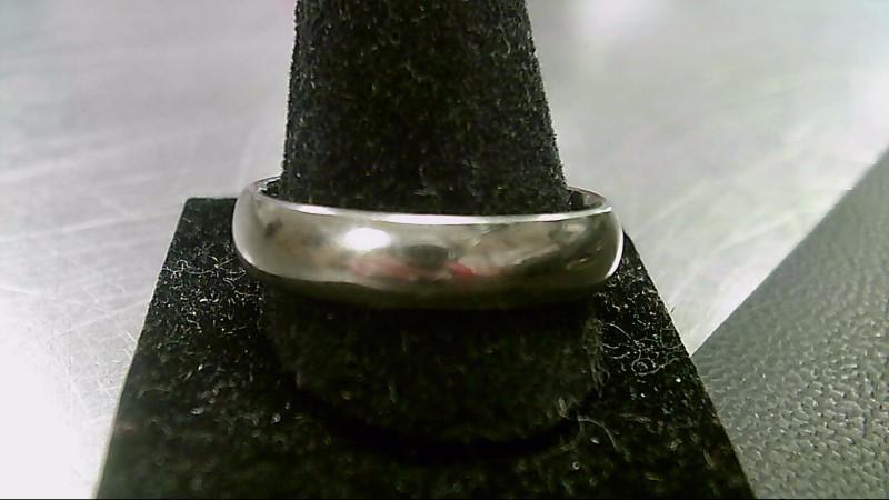 Gent's Gold Ring 14K White Gold 6.5g